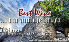 Best Wine Bassiano 17.18 - 07 - 2021