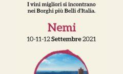 Borgo Divino Nemi 10-11-12 / Settembre 2021