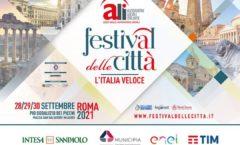 Festival delle Città  Roma  28-29-30 / Settembre 2021